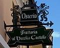 Gaststätte - Osteria, Trattoria in Friaul-Julisch Venetien, Italien.jpg