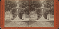 Gateway and Avenue, Warsaw Cemetery, from Robert N. Dennis collection of stereoscopic views.png
