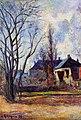 Gauguin 1885 La Fin de l'hiver à Copenhague.jpg