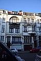 Geheel van art-nouveauhuizen Waterloosesteenweg Sint-Gillis detail 3.jpg