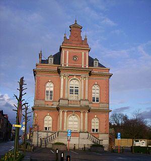 Hooglede - Image: Gemeentehuis hooglede