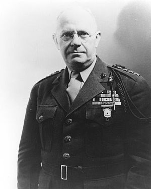 Thomas Holcomb - 17th Commandant of the Marine Corps (1936-1943)