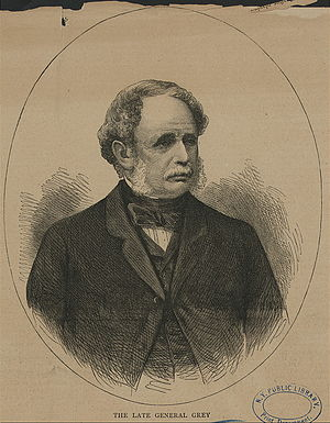 Charles Grey (British Army officer) - Image: General Sir Charles Grey