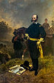 General Ambrose Burnside at Antietam by Leutze.jpg