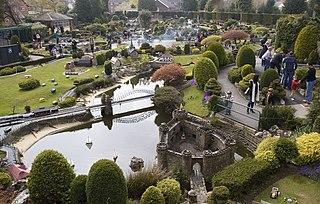Bekonscot Oldest original model village in the world