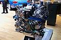 Geneva MotorShow 2013 - Bentley V8 motor.jpg
