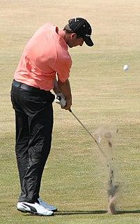 Geoff Ogilvy professional golfer