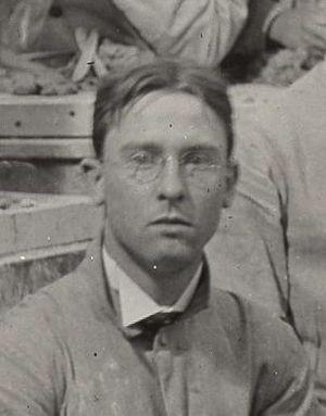 Georg J. Lober - circa 1911
