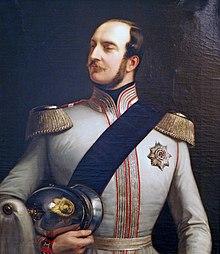 Georg V. König von Hannover (1865) (Quelle: Wikimedia)