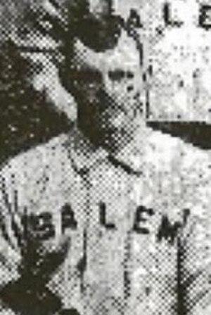 George Bryant (baseball) - Image: George Bryant (baseball)