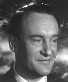 O actor britanico George Sanders en 1947 en a cinta The Ghost and Mrs. Muir.