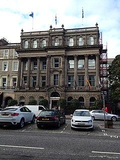 Principal Hotel Edinburgh Parking