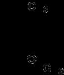 Struktur von Geosmin