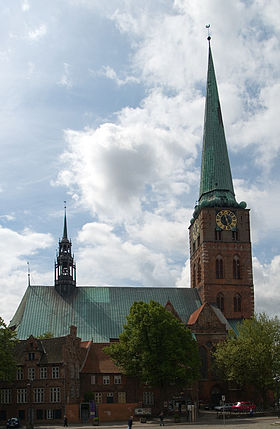 Image illustrative de l'article Église Saint-Jacques de Lübeck