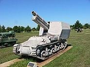 Geschutzwagen lorraine 150 mm self-propelled howitzer 2