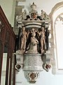 Gethin memorial, Hollingbourne 01.jpg