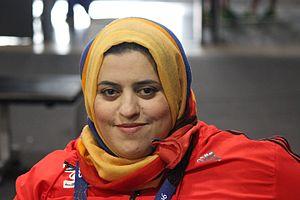 Libya at the 2016 Summer Paralympics - Ghazalah Alaqouri