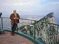 Gibraltar - Mirador de la cumbre del peñón. - panoramio.jpg
