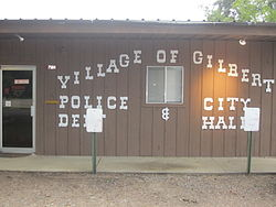 Gilbert City Hall and Police Department
