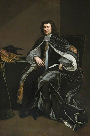 Gilbert Burnet - Gilbert Burnet was consecrated Bishop of Salisbury on Easter 1689.