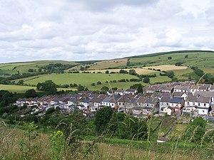 Gilfach Goch - Image: Gilfach Goch South Wales