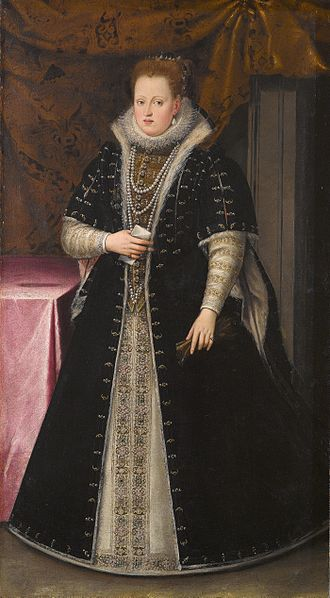 Margherita Gonzaga, Duchess of Ferrara - Image: Giovanni Bahuet Margherita Gonzaga