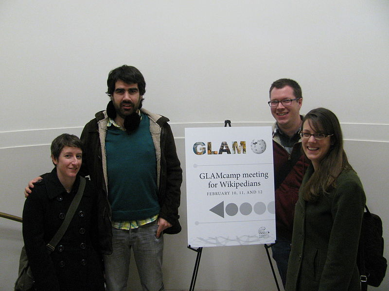 File:Glamwikifellows2.JPG