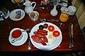Glassagh - Teac Jack's Hotel full Irish breakfast - geograph.org.uk - 1179959.jpg