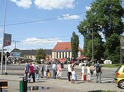 Gliwice - Dworzec kolejowy.