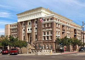 Gila County Courthouse - Image: Globe Gila County Courthouse