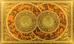 Globe fresco in the Palace of Caserta.jpg