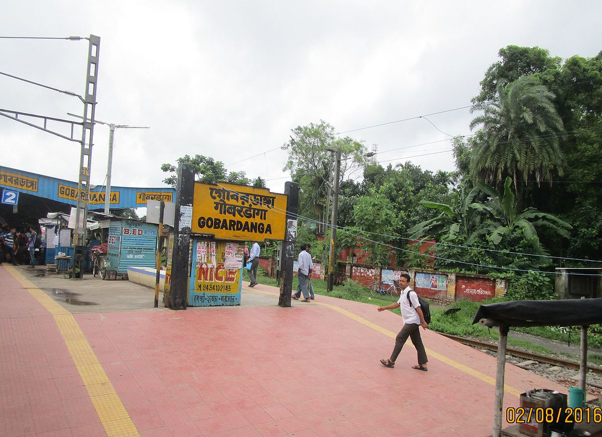 Indian railway station code