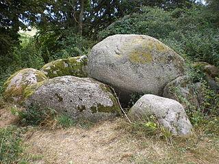 Goldbusch dolmen