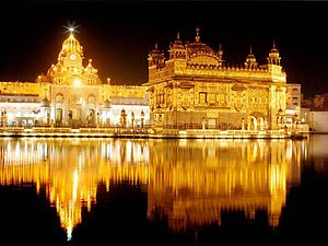 Harmandir Sahib or The Golden Temple is cultur...