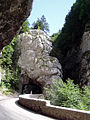 Gorges De La Bourne, Vercors, France. Road D531.jpg
