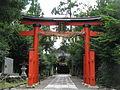 Goryo-jinja (Nakanocho, Gojo, Nara)2.jpg