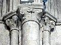 Gournay-en-Bray (76), collégiale St-Hildevert, croisillon sud, chapiteaux du doubleau intermédiaire, côté est.jpg