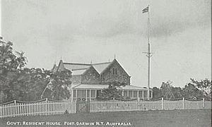 Government House, Darwin - Image: Government House Darwin