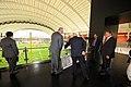 Governor Visits University of Maryland Football Team (36526009600).jpg
