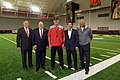 Governor Visits University of Maryland Football Team (36922688775).jpg