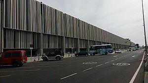 Gran Canaria Airport - Gran Canaria Airport terminal