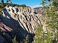 Grand Canyon of the Yellowstone River (Yellowstone, Wyoming, USA) 125 (33806530468).jpg