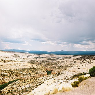 Grand Staircase-Escalante National Monument - Grand Staircase-Escalante National Monument from State Road 12