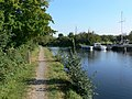 Grand Union Canal near Loughborough - geograph.org.uk - 553166.jpg