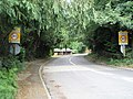 Grayshott village boundary at the eastern end of Crossways Road - geograph.org.uk - 930955.jpg