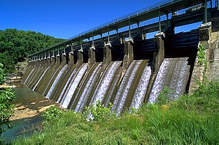 Great Falls Dam (Tennessee)