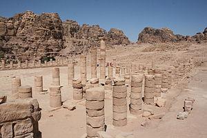Great Temple, Petra, Jordan4