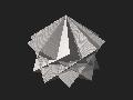Great hendecagrammic trapezohedron.stl