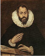 Portrait d'homme (Alonso de Herrera ?)