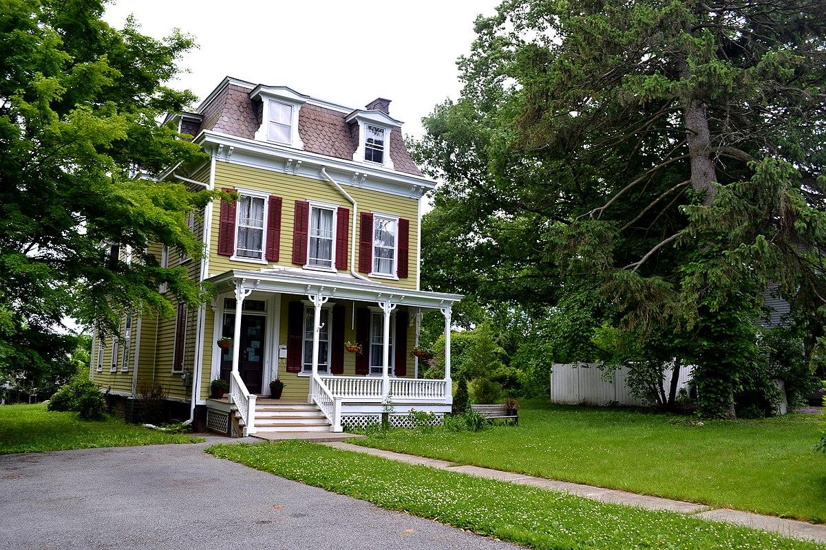 Gregory House Poughkeepsie New York Wikipedia
